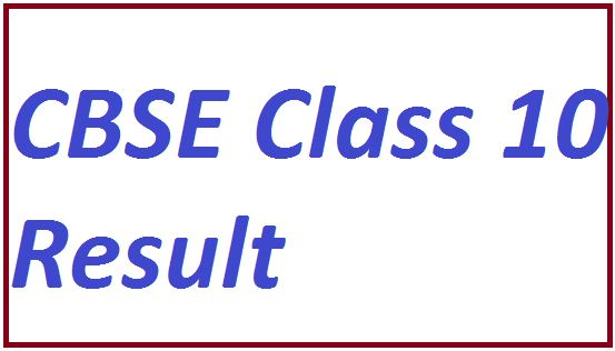 cbseresults.nic.in 10th Result 2021